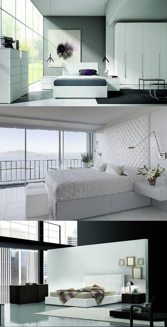 White Bedroom Interior Design Ideas Interior Design