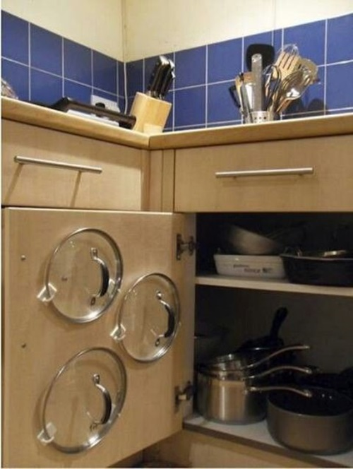 Wonderful kitchen storage solutions interior design for Interior design solutions