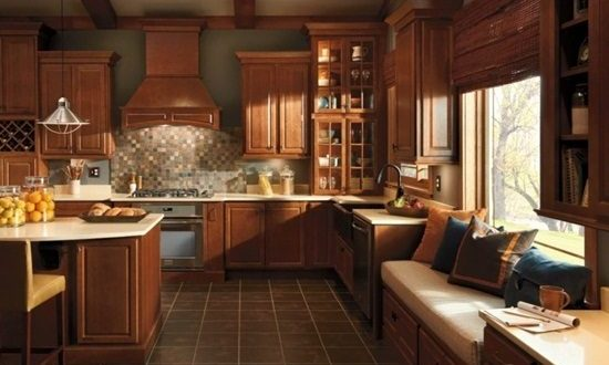 Kitchen interior design ideas and decorating ideas for for Kitchen cabinet choices