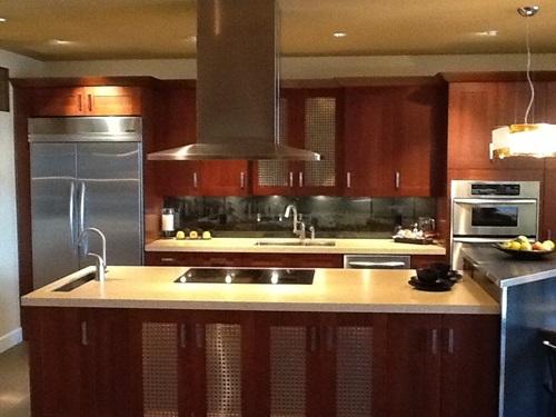Wood kitchen cabinet choices interior design