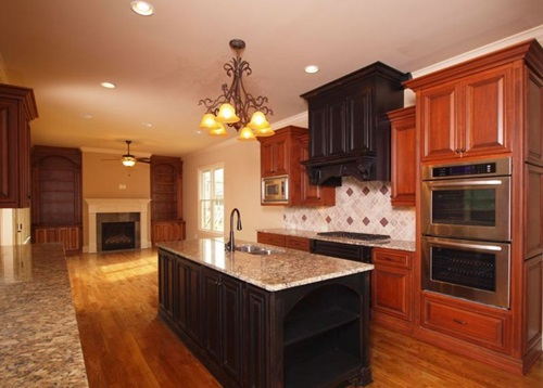wood kitchen cabinet choices interior design