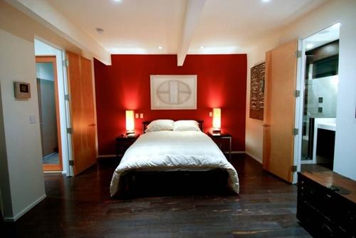 Amazing Red Bedroom Designs Interior Design