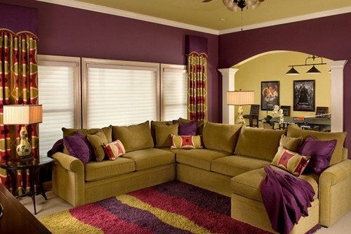 astonishing colors interior bedrooms | Amazing living room color schemes - Interior design