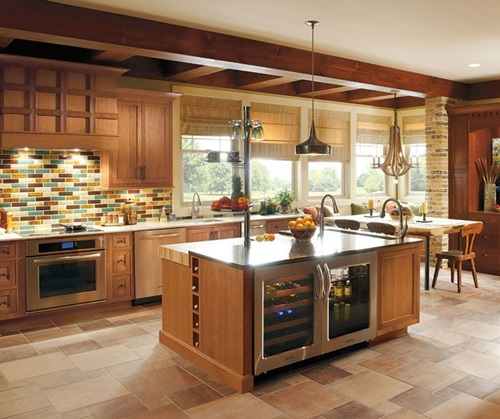 Custom Kitchen Cabinet Designs: Benefits Of Custom Kitchens Cabinets