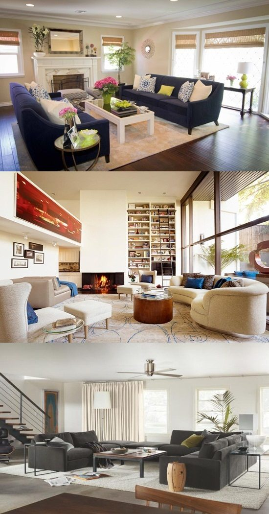 Best living room layouts interior design for Best family room layout