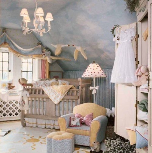 Cool Baby Room Ideas