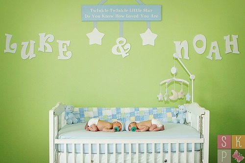 Cool Baby Room Decorating Ideas