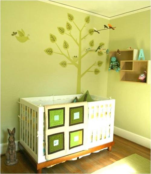 Cool Baby Nursery Design Ideas: Cool Baby Room Decorating Ideas