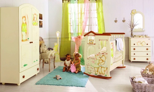 Cool Baby Room Decorating Ideas Interior Design