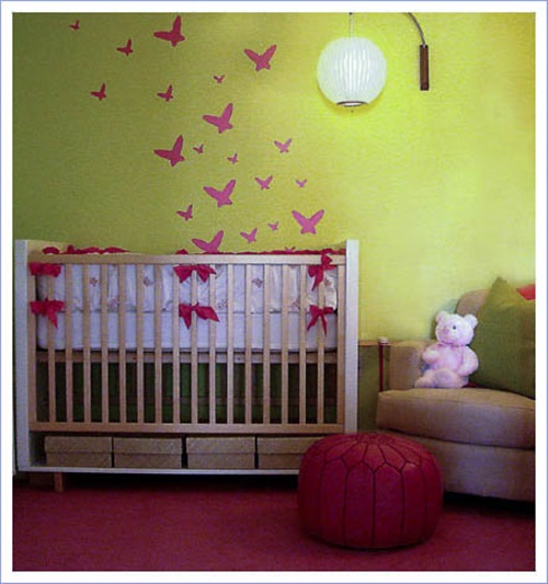 Cool baby room decorating ideas interior design for Room interior decoration ideas