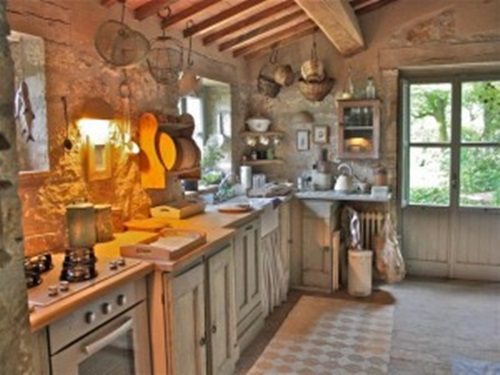 how to create an italian style kitchen - interior design