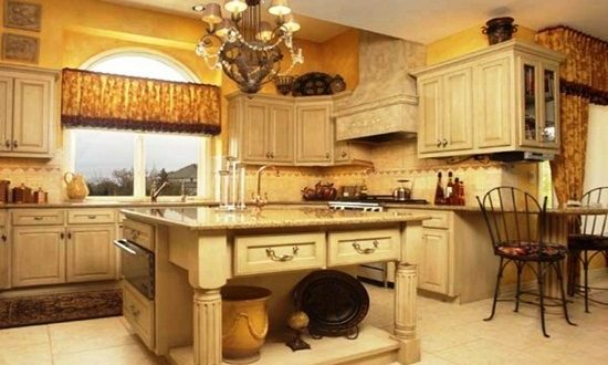 how to create an italian style kitchen - interior design