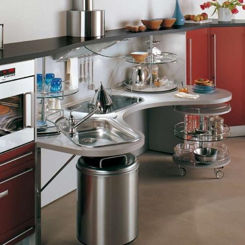 Italian style kitchen design ideas interior design for Italian kitchen interior design