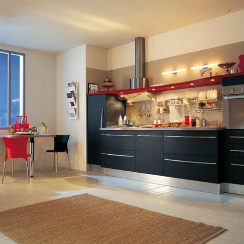 Italian style kitchen design ideas