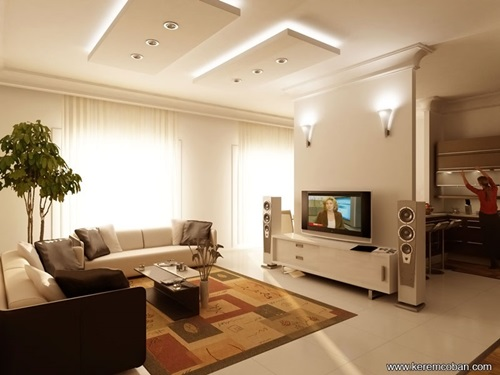 Decorating Ideas > Modern Living Room Wall Units Designs  Interior Design ~ 211404_Living Room Wall Unit Ideas