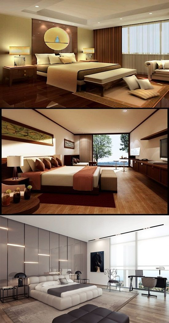 The best Modern Bedroom Interior Design Ideas