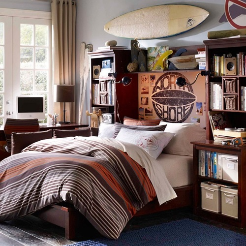 Boys Bedroom Decor: Unique Decorating Boys' Room Ideas