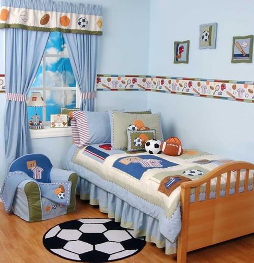 unique decorating boys' room ideas - interior design