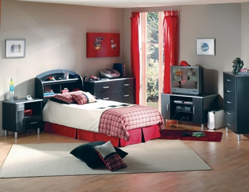 Unique Decorating Boys' Room ideas