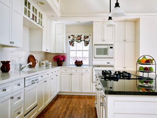 white-color-ideas-Kitchens-cabinets-