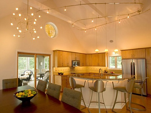 Amazing Lighting Ideas for the Kitchen and Dining Area
