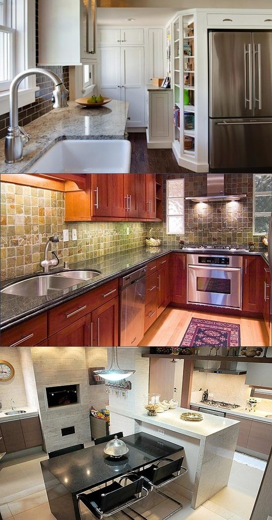 amazing tips on decorating a small kitchen interior design
