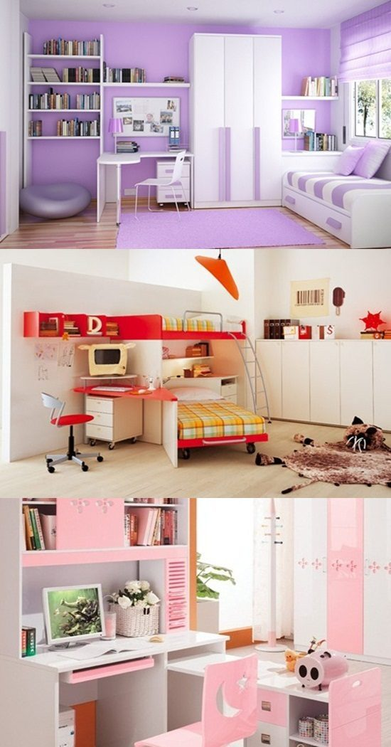 Amazing Writing Desks for Kids' rooms