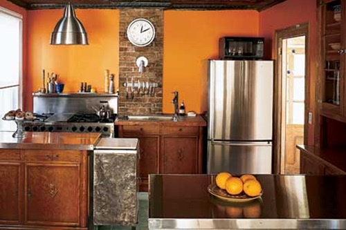 Amazing And Smart Tips For Kitchen Decorating Ideas: Amazing Tips On Decorating A Small Kitchen