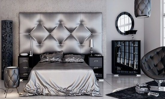 Awesome types of Bedroom Headboards