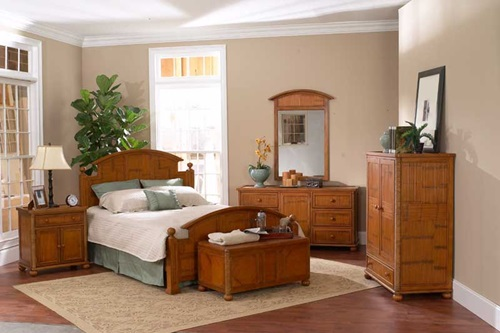 Benefits of Using Wicker Bedroom Furniture - Interior design