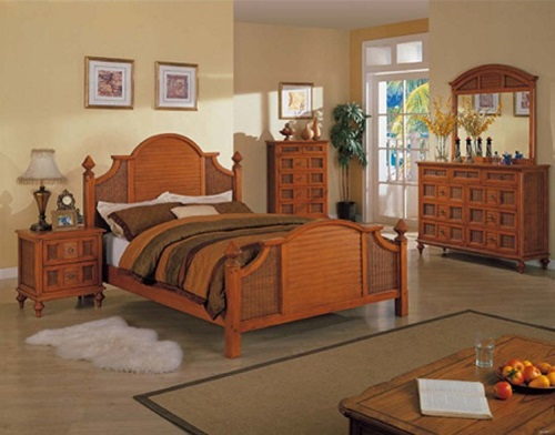 Benefits Of Using Wicker Bedroom Furniture Interior Design