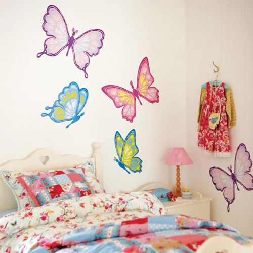 ... Cool Wall Stickers For A Kidu0027s Room Decoration ... Part 54