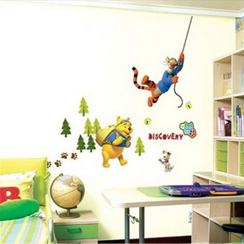 cool wall stickers for a kid s room decoration interior pics photos cool stickers decals