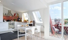 Enjoy a Healthy Life in your Kitchen Balcony