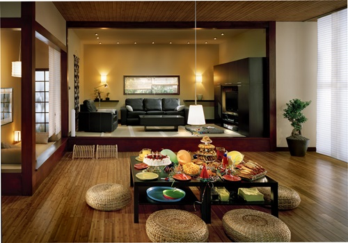 Ethnic decoration ideas