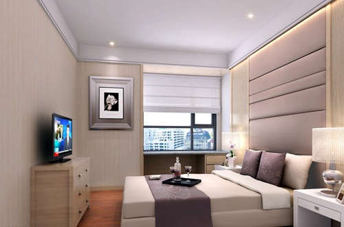 Eye-Catching Bedroom Walls
