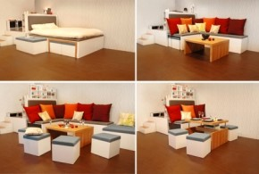Functional and Space-Saving Chairs for small Living Rooms