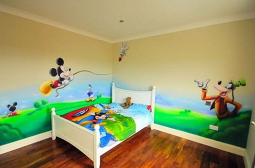Funny Prints for decorating a child\'s room - Interior design