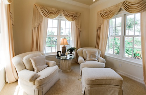 Great Ideas For Window Treatments Interior Design