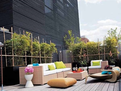 How to create a rooftop garden