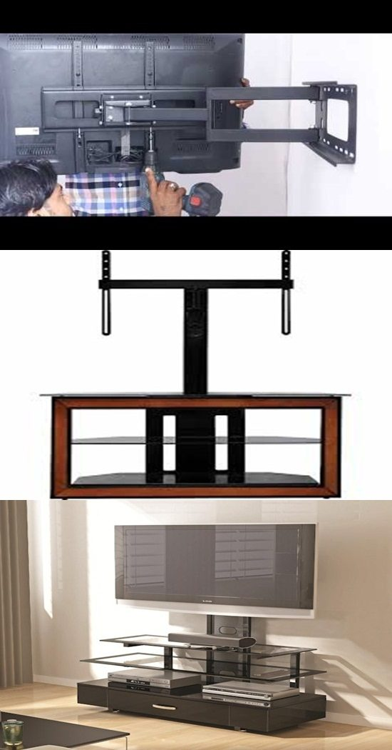 How to install flat panel tv stands interior design for Interior tv stand designs