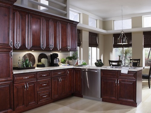 Kitchen cabinet types which is best for you interior design - Stylish knob styles that can enhance your kitchen cabinets ...