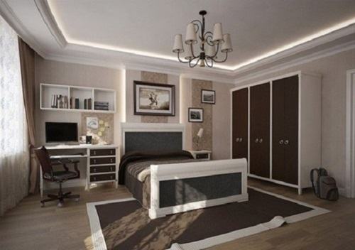 Lively Teen Bedrooms