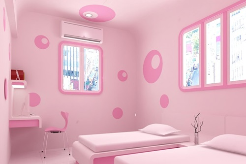 Lovely teenage girls bedroom decorating ideas interior design - Interior design of room for girls ...