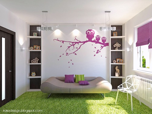 Bedroom Decorating Ideas For Teenage Girls lovely teenage girls bedroom decorating ideas - interior design