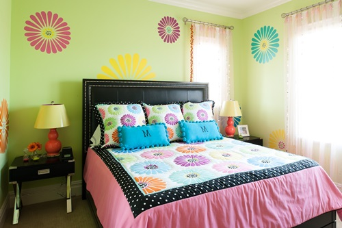 Lovely Teenage Girls Bedroom Decorating Ideas - Interior design