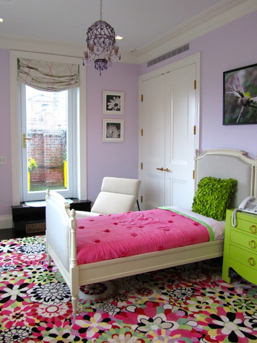 Lovely teenage girls bedroom decorating ideas interior design - Lovely interior decorations ...