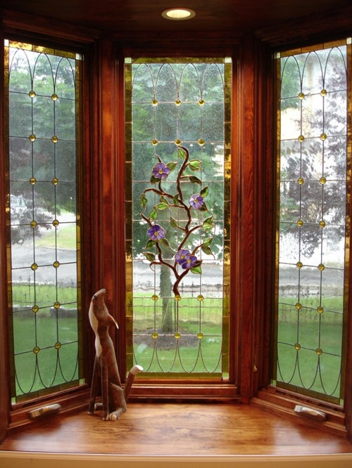 Lovely window treatments ideas interior design for Fancy window design