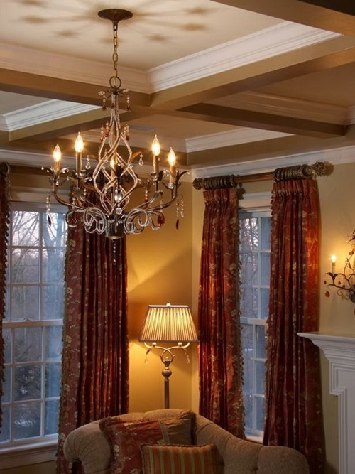 Lovely Window Treatments Ideas Interior Design