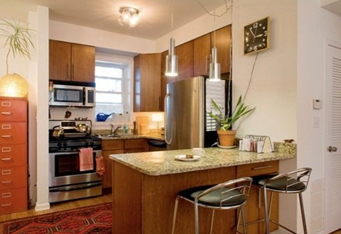 Space Saving Kitchen Design Smart Space Saving Ideas For Small Kitchens Interior Design